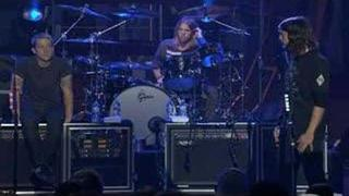 Foo Fighters live @ Yahoo Live Sets 2007 - Q&A 2