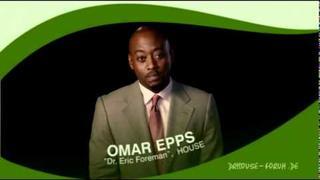 FOX - House Earth Day Tips - Green it. Mean it. - Lisa Edelstein, Jesse Spencer, Omar Epps
