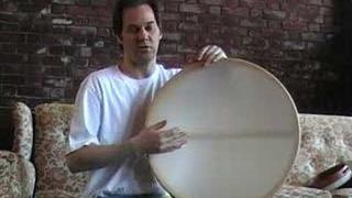 frame drum Video Podcast - Episode 10 b -N.Scott Robinson