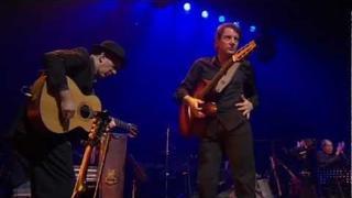 """Francis Cabrel - Live au Casino de Paris """"La robe et l'échelle"""""""