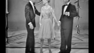 Frank Sinatra,Mitzi Gaynor,Bing Crosby & Dean Martin ::: Cheek to Cheek.