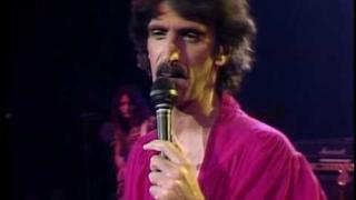 Frank Zappa - Montana (live in NYC, 1981)