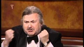 František RINGO Čech v pořadu Všechnopárty (Silvestr 2008)