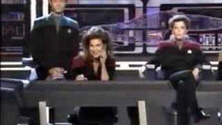 Frasier cast in Star Trek: Voyager