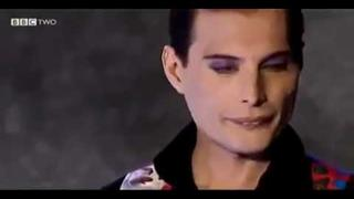 Freddie Mercury Last Moments In Color (These Are The Days Of Our Lives Making The Video)