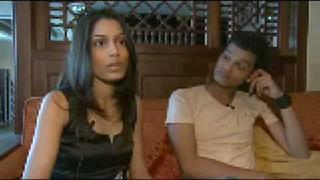 Freida Pinto and Madhur Mittal Interview - Filmicafe.com