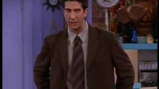 Friends - ...Joey Loses His Insurance (Ross's Accent Scenes)
