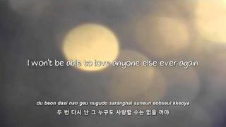 FT Island- 상심 (Heartache) lyrics [Eng. | Rom. | Han.]