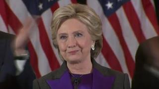 Full Event: Hillary Clinton FULL Concession Speech | Election 2016
