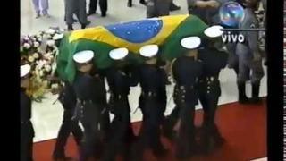 Funeral Ayrton Senna 04/05/1994