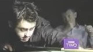 Funny Ronnie O'sullivan Uk-Championship spot - preview 2002