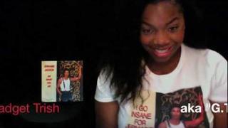 Gadget Trish Creates A Jermaine Jackson Doll (Plus Blooper Bonus)