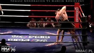 Gala MMA Challengers 3 - HIGHLIGHT; www.mmac.pl, Katowice, Spodek