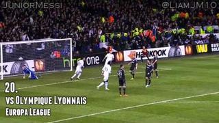 Gareth Bale - Goals