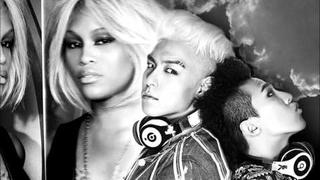 GD & TOP ft. Eve - Knock Out (Tambourine) - Remix