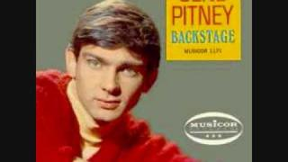 "GENE PITNEY- ""TOWN WITHOUT PITY"""