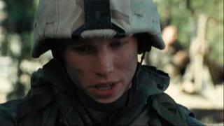 Generation Kill: Lt. Nate Fick (HBO)