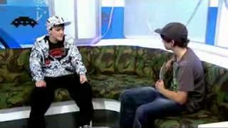 George Sampson On Lil Chris's Show