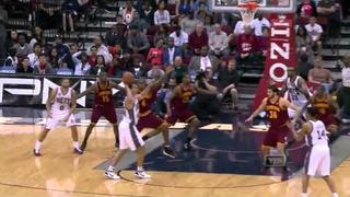 Gerald Green 32 points (Big-time alley-oop) vs Cavaliers full highlights (2012.04.08)