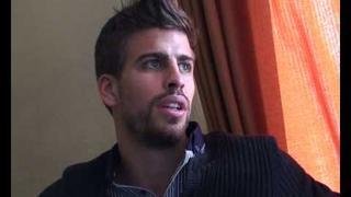 Gerard Pique entrevistado por Don Balón