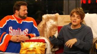 Gerard Way on Spoilers with Kevin Smith The Bourne Legacy