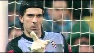 Gianluigi Buffon - Official Top 10 Saves ***FSN13