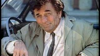 Gilbert O`Sullivan - IS IT A CRIME ? - A tribute to ` Columbo` star PETER FALK