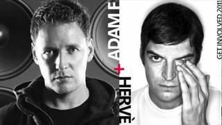 Ginuwine // Get Involved 2011 (Adam F & Hervé Remix)