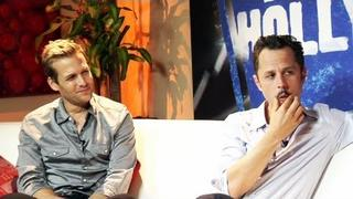 Giovanni Ribisi & Gabriel Macht: Two 'Middle Men', One 'Tac