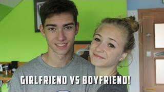 GIRLFRIEND VS BOYFRIEND!!