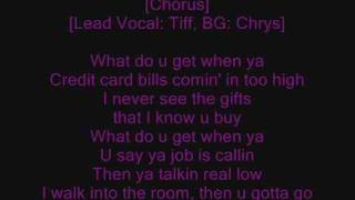 Girlicious: Tiffanie Anderson Vocals, pt. 2 of 2