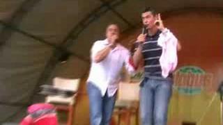 Globus - zpěv