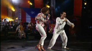 Gloria Estefan & Marc Anthony - Mi Tierra (Live in Atlantis 2000)