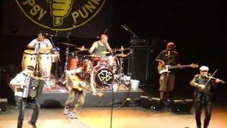 Gogol Bordello - Gypsy Punks live in Toronto