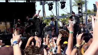 "Gogol Bordello ""Start Wearing Purple"" LIVE Coachella 2011"