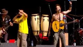 Gogol Bordello - We're Comin' Rougher (Immigraniada) - Reading Festival, 2010