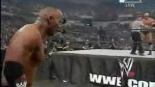 Goldberg vs The rock part 2
