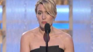 Golden Globes 2009: Kate Winslet Actress in Picture Drama