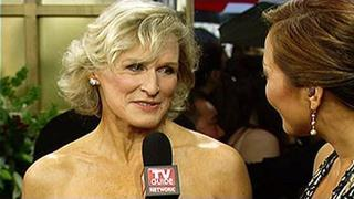 Golden Globes 2010: Glenn Close of Damages