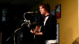Golden Touch: Johnny Borrell live acoustic at Mtn Music Lounge, Seattle Feb 5, 2009