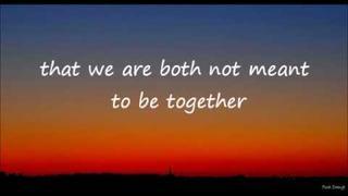 Good Goodbye Lyrics - Diana DeGarmo