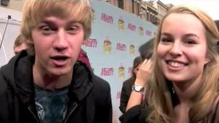 Good Luck Jason Dolley & Bridgit Mendler!