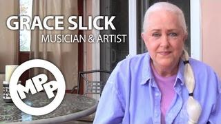 Grace Slick: Less Alcohol, More Marijuana