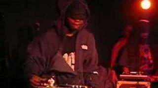 Grand Wizard Theodore Needle Dropping Blindfolded Live