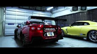 GReddy 35RX GT-R - Fuji Speedway Top Speed Challenge