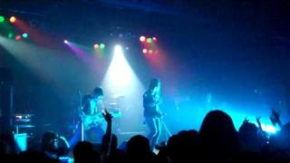 Greeley Estates Live @ Marquee Theater Tempe Az 3-19-10 Let The Evil Go East