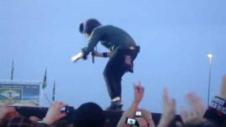 Green Day - I want you to know (Jason Freese, Mike, Jason White, Jeff Matika, BJ)