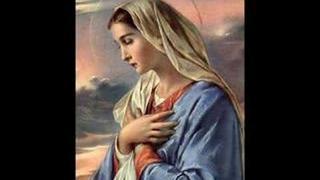 """Gregorian Chant - """"Salve Regina"""""""