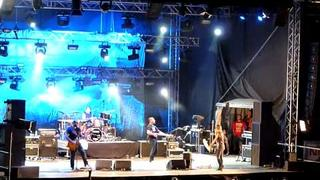 Guano Apes - Lord of the Boards _ Galapagai _ Zarasai_2011 (HD)