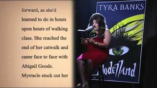 Guillermo Reads Tyra Banks' New Book